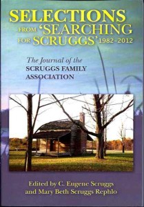 Cover of Selections from Searching for Scruggs